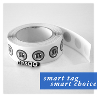 Clear NFC Sticker Tag with ntag216 888 bytes