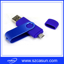 Promotional gift gun shape usb flash drive for mobile phone