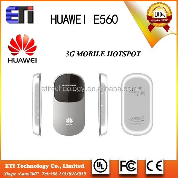 850/900/1800/1900/2100MHz huawei e560 pocket wifi 3g router