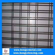 Fine and quality welded wire mesh 50x50 of steel wire mesh for construction work