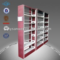 Hot style moving bookcase cupboard/ library furniture