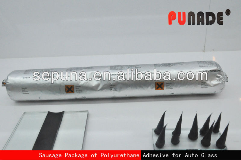 PU816 is one component special polyurethane pu boat adhesive/ sealant