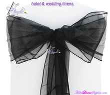wholesale organza sashes, cheap sashes for special events, wedding chair covers