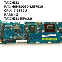 For Asus TAICHI31 Mainboard Motherboard 60NB0080