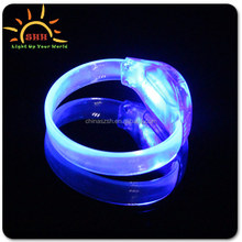 Trend products controlled led light bracelets for party
