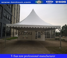 Easy up cheap event tent waterproof family living pagoda tents for sale