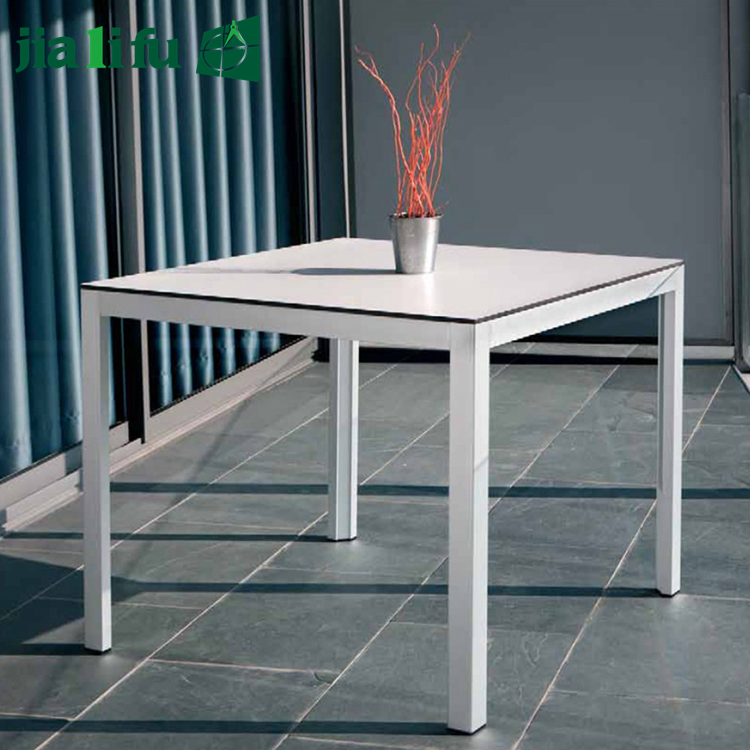 ISO 18mm white dinning table top price