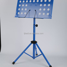 Good quality sheet music stand,new design metal folding sheet music stand