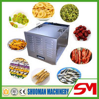 Low labor intensity and high efficient dryer fruit