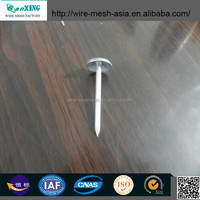competitive price, umbrella roofing nails with high quality Chinese leading manufacturer