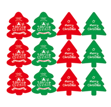 Wholesale cheap self adhesive christmas removable sticker paper