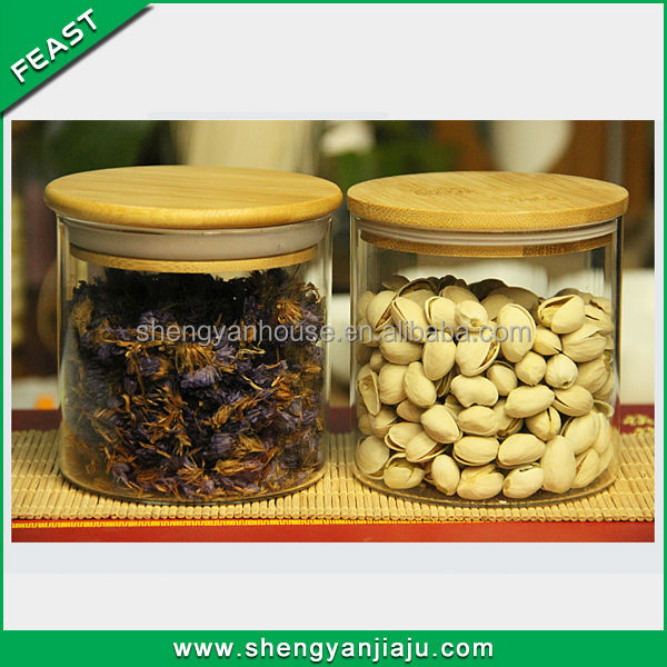 Top Quality Colored Glass Canning Jars