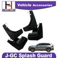 ABS Plastic Material Splash Guard For Jeep Grand Cherokee