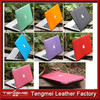 2015 new products high quality pu leather protective case for macbook manufacturer