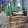 High speed laminated melamine paper faced plywood making machinery/floor plywood making machinery