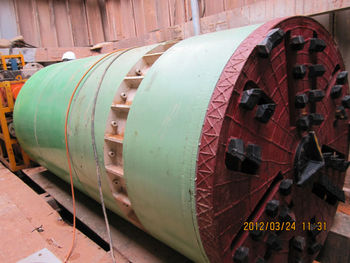 Tunnel Boring Machine (Small TBM Dia1500mm)