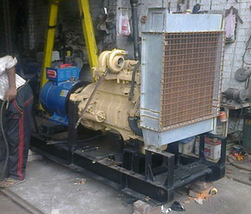Refurbished 62k VA, Diesel Cummin Generator for sale