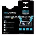 New Products!! for iPhone 5C Anti-Shock Screen Protector with Retail Package