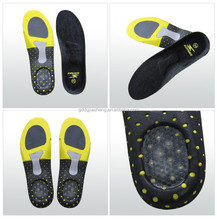 New design lightweight memory foam EVA removable insole