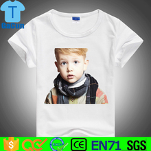 New fashion high quality sublimation print tshirt for full <strong>designs</strong>