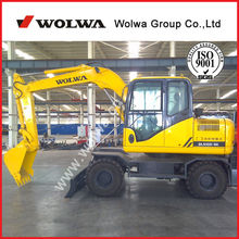 rc construction equipment for sale europe machinery used excavators digging equipment DLS100-9A