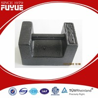 Top grade 20kg-2000kg cast iron test weights new product