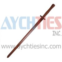 Wooden Tai Chi Swords