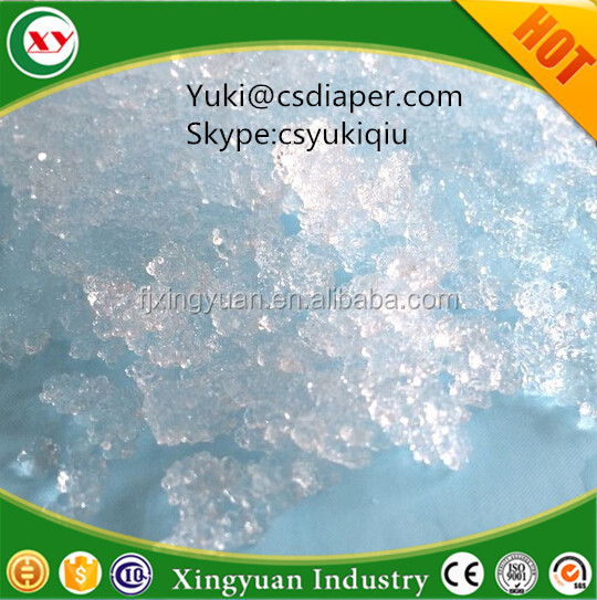SAP super absorbent polymer price