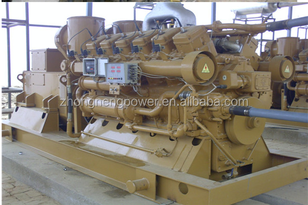 coal mine gas genset with lowest price
