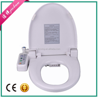 Seat heating decorative toilet lid covers