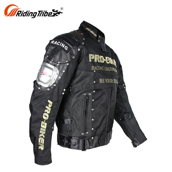 Waterproof Black polyester Summer Man A-Pro Racing Original Riding protection Motor Leather Motorcycle Jacket