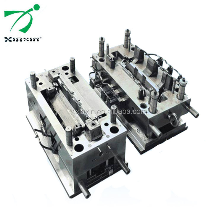 Shanghai production supplier/supply air conditioning fan plastic shell injection mold