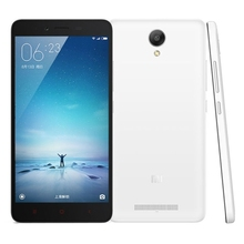 Original Redmi Note 2 5.5 inch MIUI V7 Smart Phone, MediaTek Helio X10 MT6795 Octa Core 2.0GHz, ROM: 16GB, RAM: 2GB, Support GPS