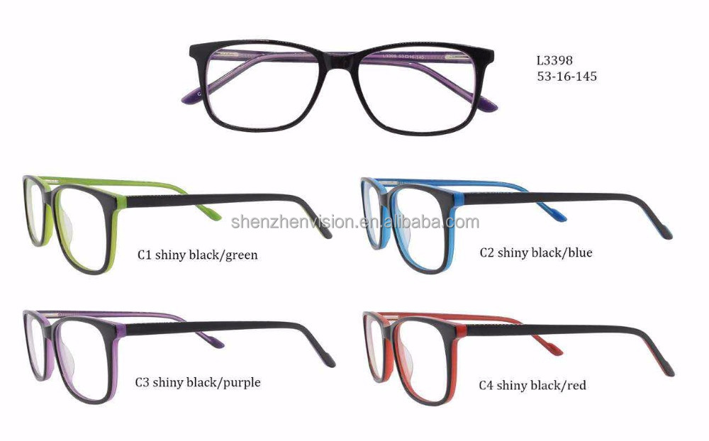 2016 BEST SELLER unisex acetato eyewear spectacles frames