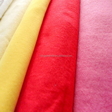 factory direct thick woven custom print 100 cotton flannel fabric 20*10s 40*42 150cm width for pajama baby blankets