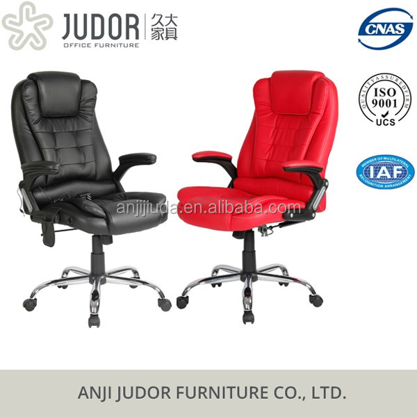 Judor cheap high back PU executive office chair/office chair ergonomic/gaming chair office racing