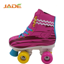 2017 hot sale inline speed soy skates/luna roller skate plates quad wholesale with cheap price