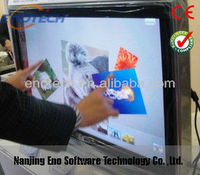 "42"" touch 32"" 4 Touch Points IR Multi Touch Overlay/Panel/Frame for games"