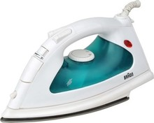 High quality 1600W adjustable temperature control power burst of steam self-cleaning national Electric Iron