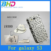 Nice Bling Palace Flower case Cover for Samsung Galaxy S3 S III i9300 case