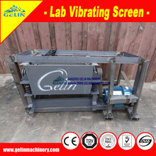 China High Efficiency laboratory Silica Sand Vibration Screen