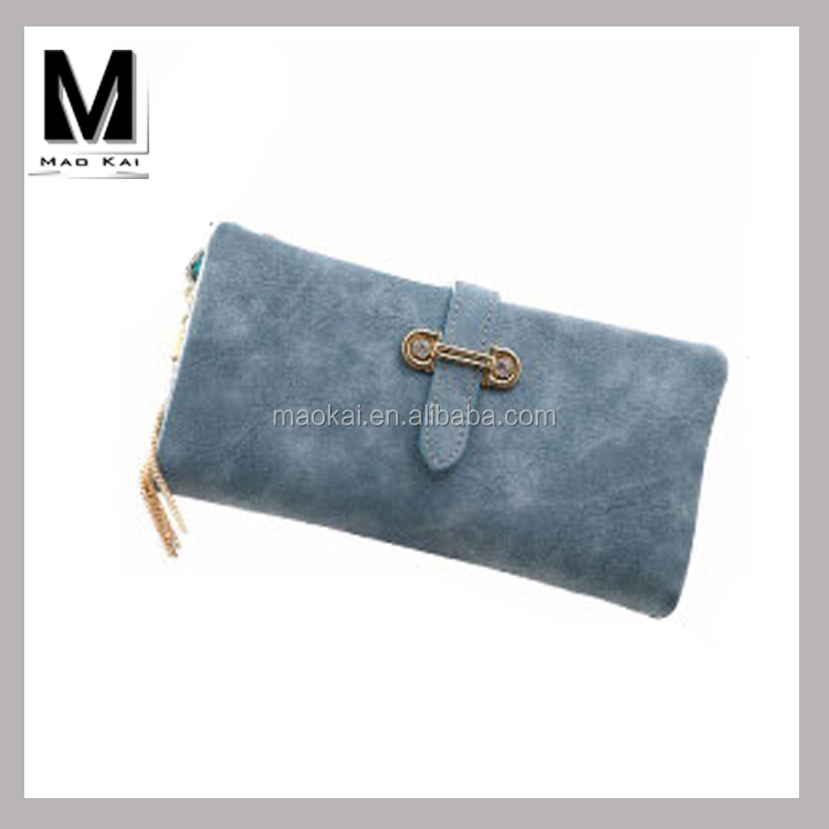 Korean Women's Wallet Zipper Female Ladies Purse Wallet