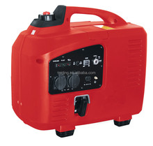 2600w EPA, CARB, CSA, CE, GS approval portable gasoline camping inverter generator