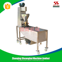 DC-18C Automatic fishball meatball beef ball fomring machine