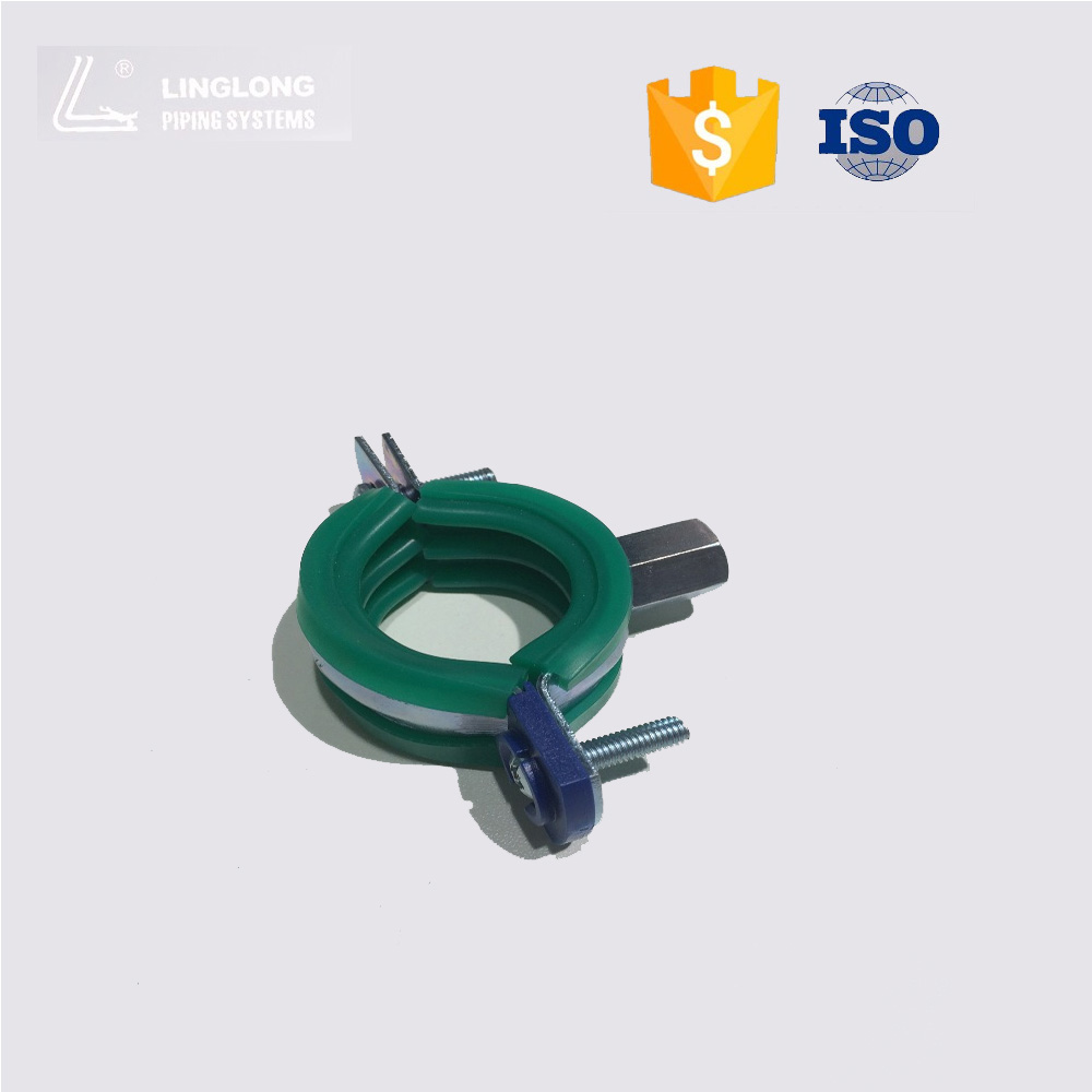 PIPE FITTINGS Metal Clamp Clip TO FIX PVC PP HDPE PPR PIPES From 20-160mm