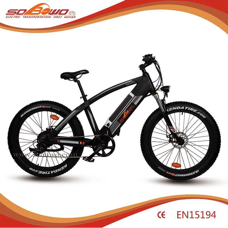 2016 patented frame with inside battery 45km/h chopper beach cruiser bicycles