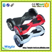 Future foot with smart 8 inch hoverboard scooter