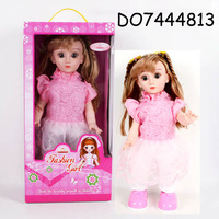 Hot sale dancing music american candy girl doll toy for kids DO7444813