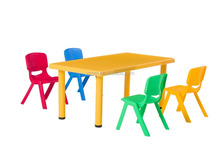 Best selling kid chair, child table and chair, plastic child chair