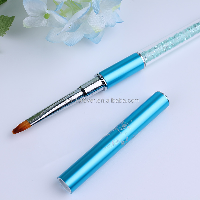2016 New professional set Funtions Gel Paint Drawing Acrylic Nail Brush